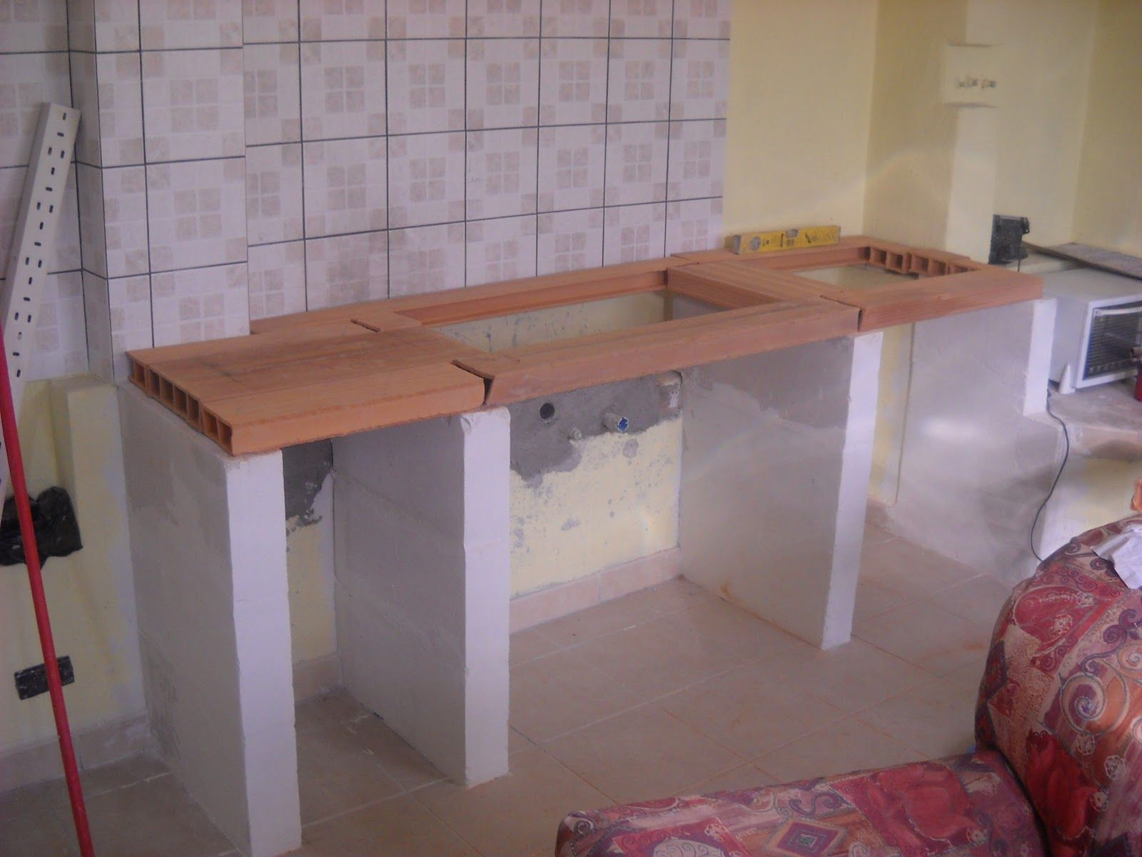 Piccola Cucina In Muratura Fai Da Te.Risultati Immagini Per Cucine Muratura Attuali Moderne Arredare
