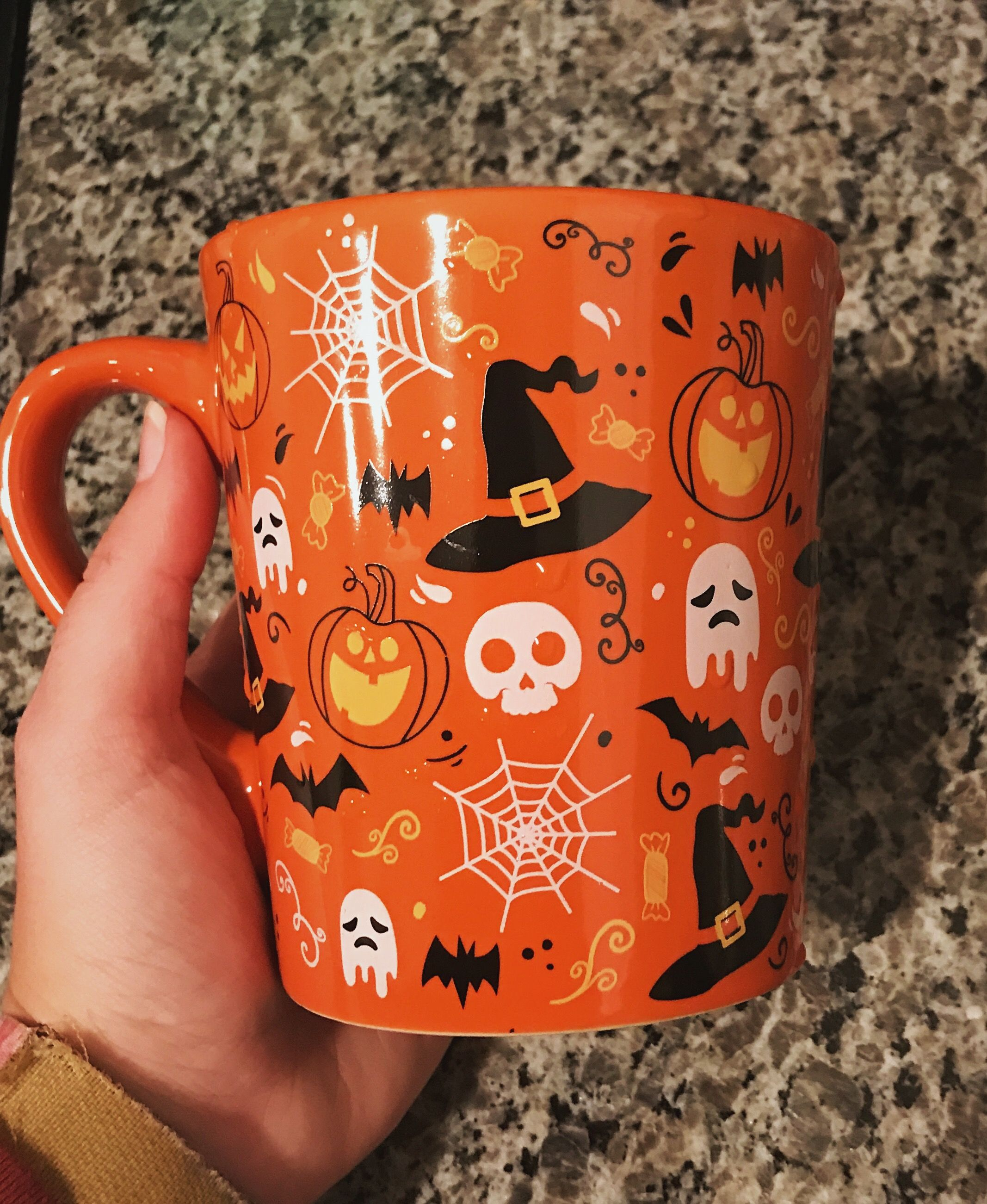 spooky mug #cutecoffeemugs
