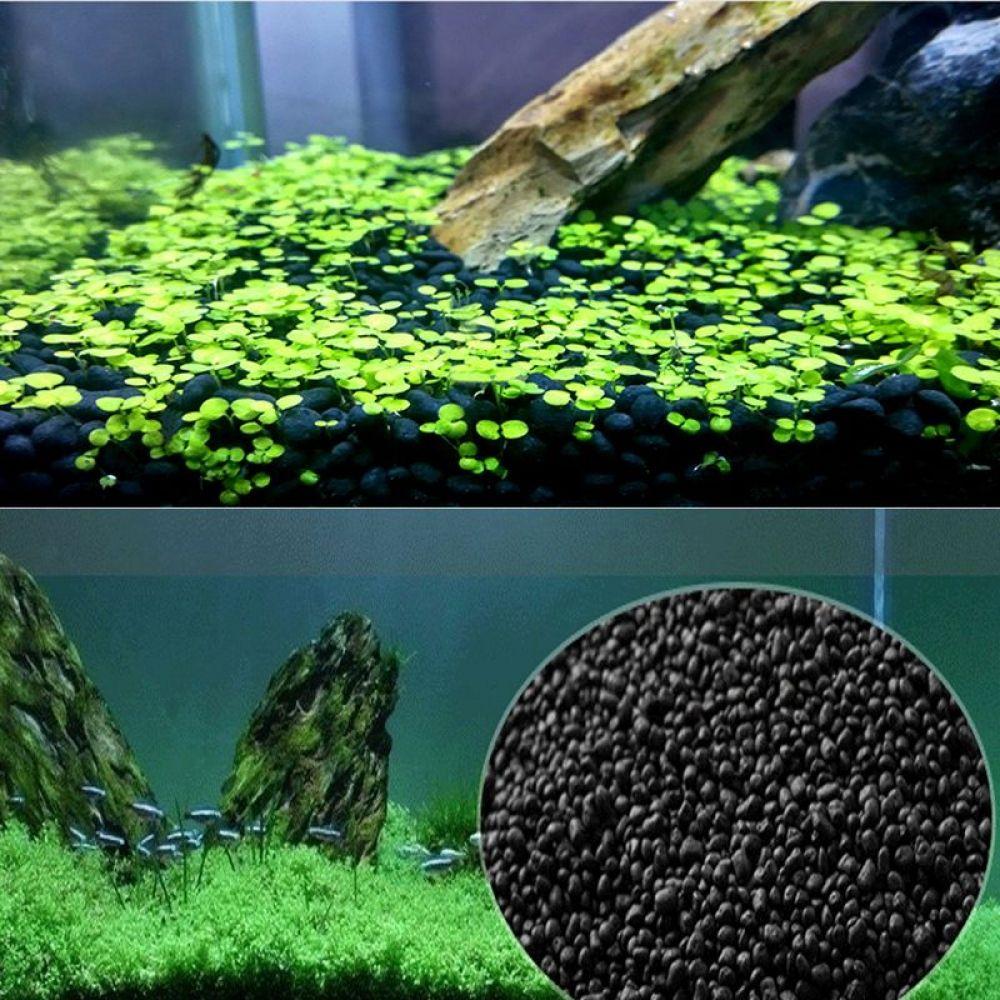 Safe Aquarium Substrate Fish Tank Non Toxic Aquarium Gravel Long