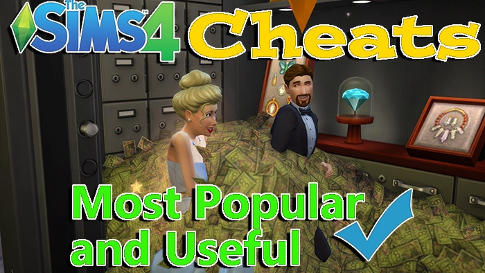 The Sims 4 Cheats Full Updated List For Pc Xbox Ps4 Sims 4 Cheats Sims 4 Skills Sims
