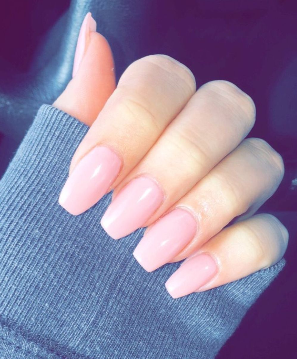 Pin By Josie Morrow On Beauty In 2019 Pink Nails Acrylic