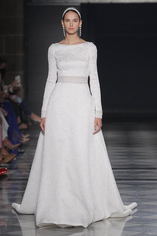 Rosa Clará Brautkleider 2020: Anspruchsvolle Designs in ...
