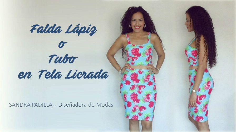 Blog sobre patrones y costura   gloria   Pinterest   Faldas lapiz ...