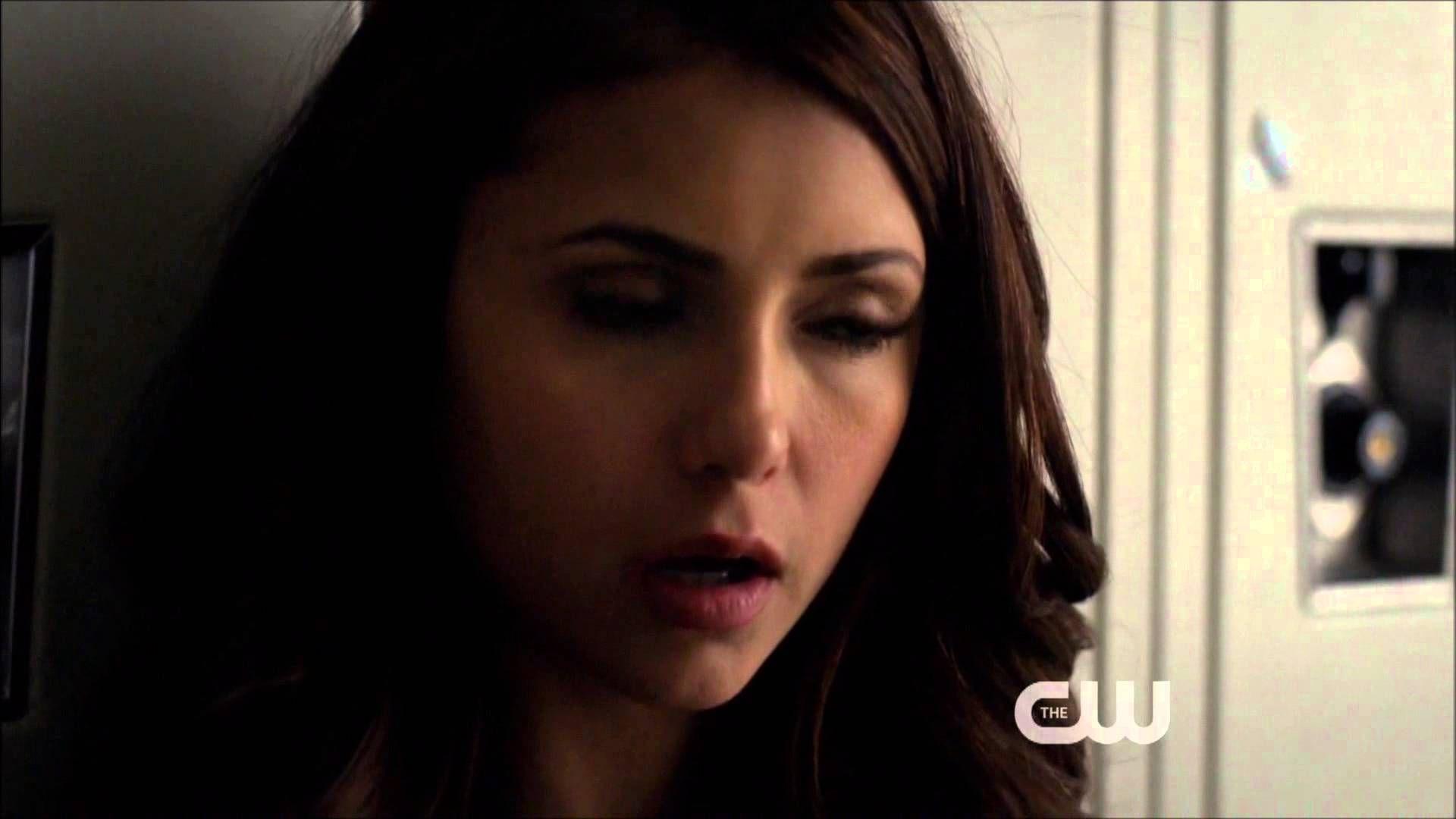TVD 5x17: Damon comfronts Elena and Elena's fantasy