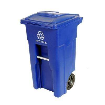Home Depot Recycling Bins Polyethylene  Recycling Bins  Trash & Recycling  The Home Depot