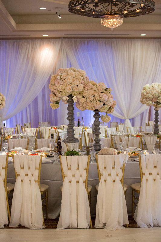 Chiffon Chiavari Chair Sash Wedding Chair Sashes Wedding Chair