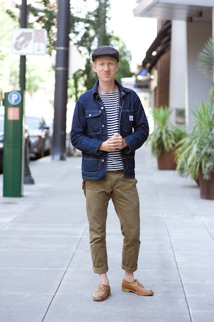 Urban Weeds Street Style From Portland Oregon Mens Street Style Portland Fashion Men Style Tips