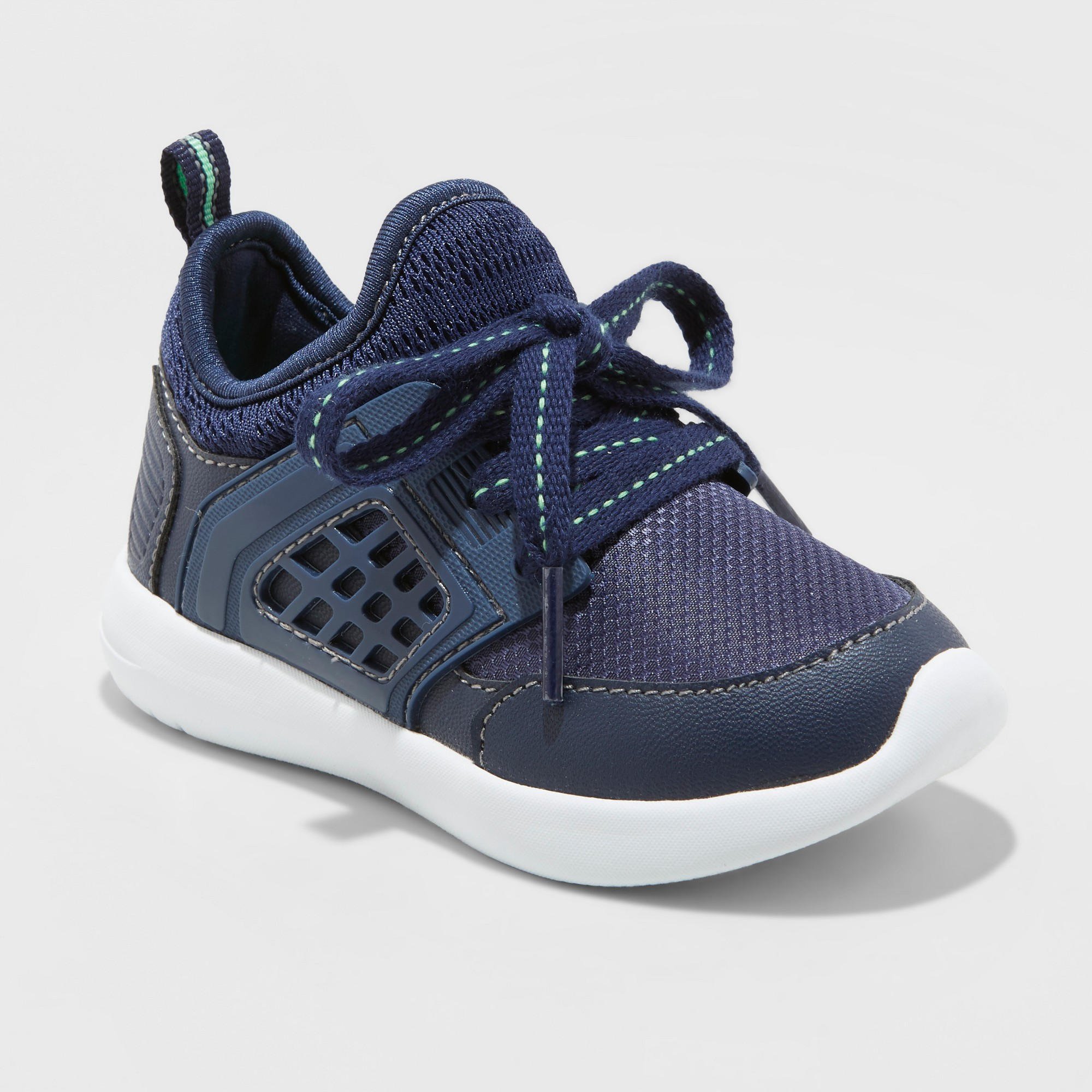 Toddler Boys Zachary Athletic Sneakers Cat Jack Navy 10 Boy S Size Small Blue Toddler Boy Shoes Boys Shoes Blue Sneakers