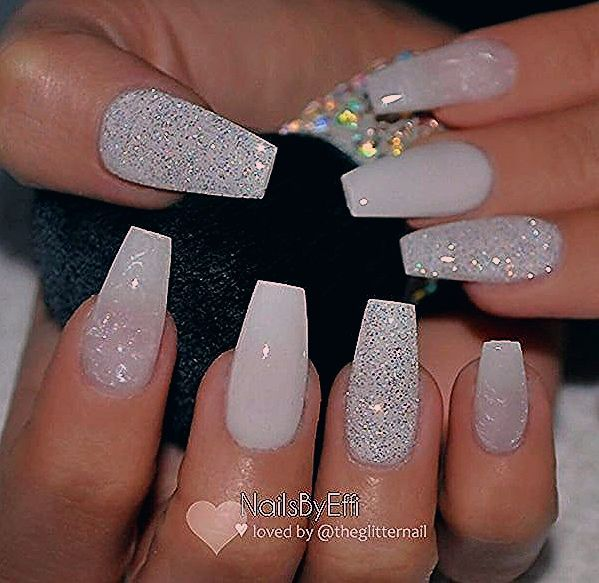 """Photo of TheGlitterNail 🎀 Get inspired! on Instagram: """"1, 2, 3, 4 or 5? 💅 Pick your favorite and leave…"""