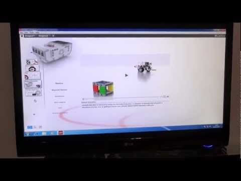 LEGO MINDSTORMS Education EV3 Software with Rob Widger | Legos ...
