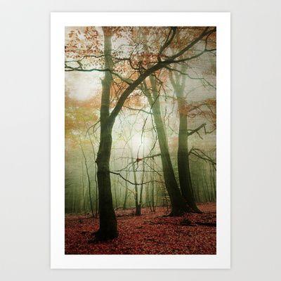 Portal Art Print by Iris Lehnhardt - $18.00
