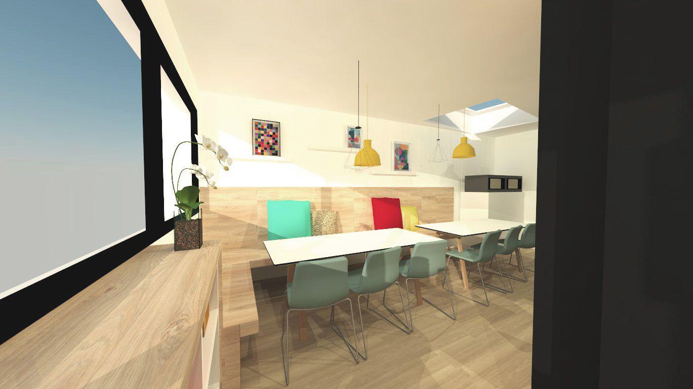 Architecte D Intérieur Brest architecte d'intérieur à #brest - réalisation d'un espace d