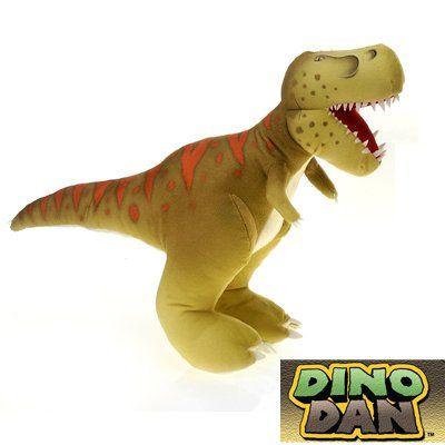 Dino Dan 17 Quot T Rex Tyrannosaurus Rex Dinosaur Plush Stuffed