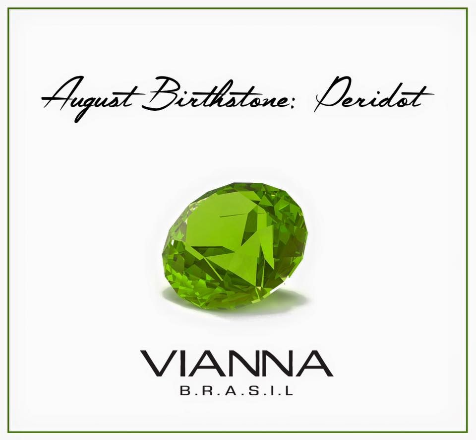 Happy August Everyone Augusts Birthstone The Peridot