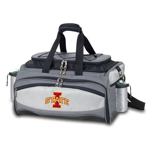 Iowa State University Vulcan Cooler w/BBQ Grill w/Embroidery