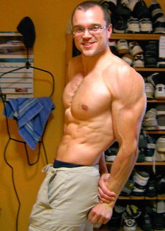 Alexander Dargatz Vegan Bodybuilding Fitness Vegan