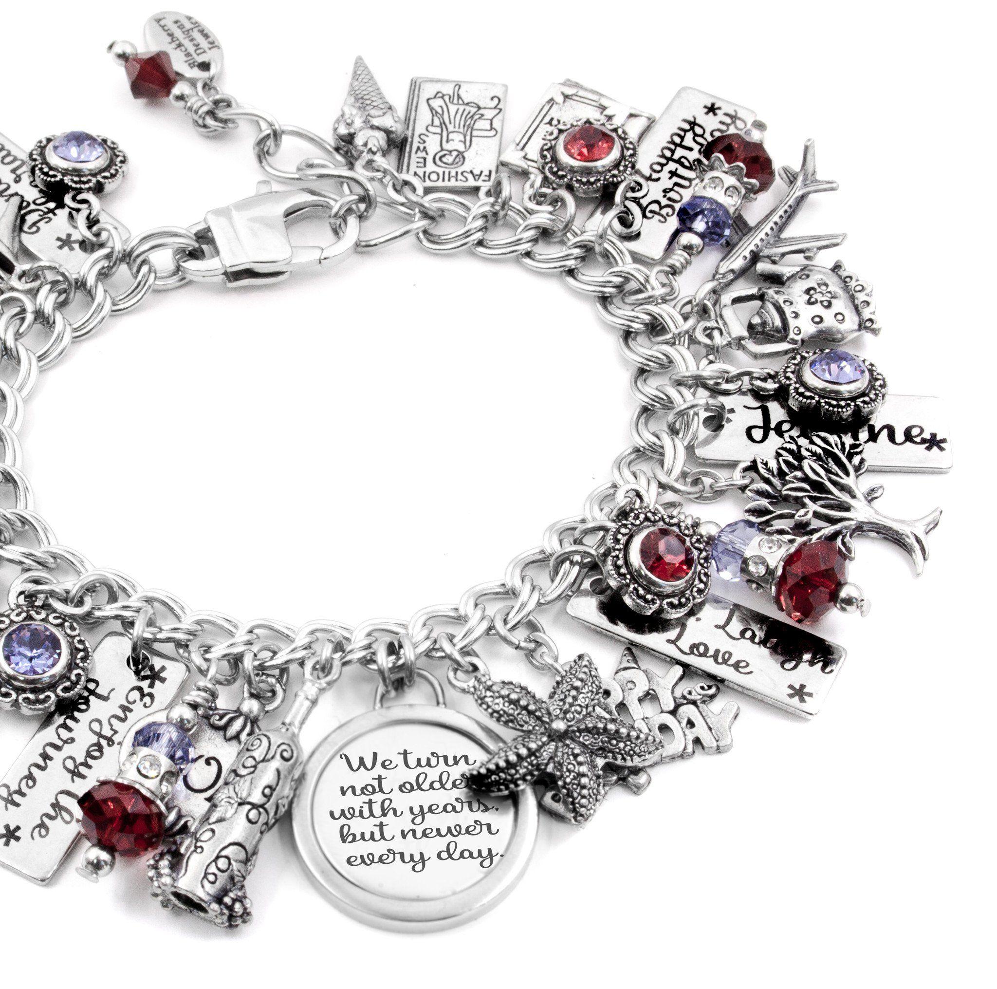 Personalized Birthday Bracelet