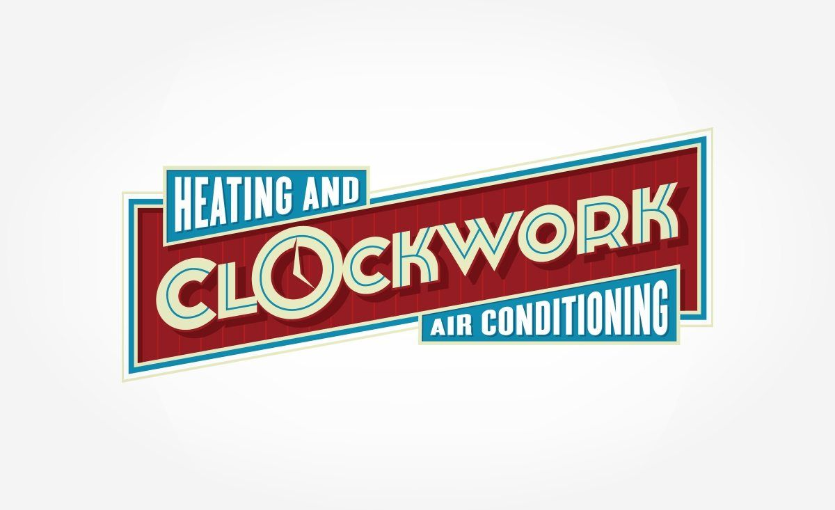 Clockwork Heating And Air Conditioning Kickcharge Creative