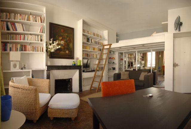 Hochbetten Mehr Loft diy Pinterest Lofts, Mezzanine and Room - hochbetten erwachsene kleine wohnung