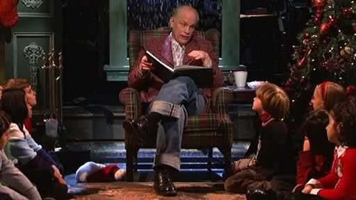i love when john malkovich reads twas the night before christmas interspersed with facts - John Malkovich Snl Christmas