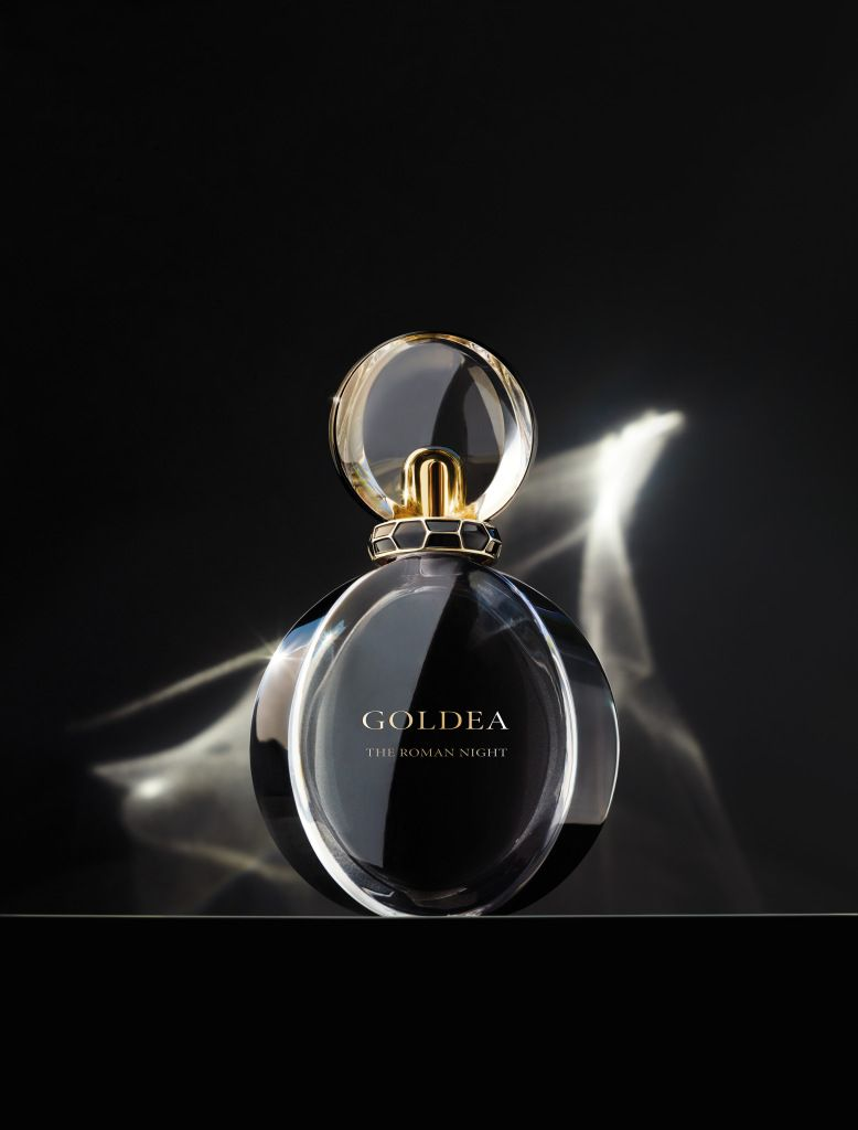9e28735467c Meet The new Luxury Perfume  Bvlgari Goldea Roman Night