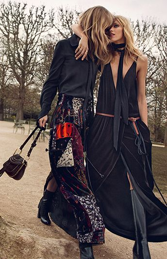 Fall-Winter 2015 Campaign | Chloé official website