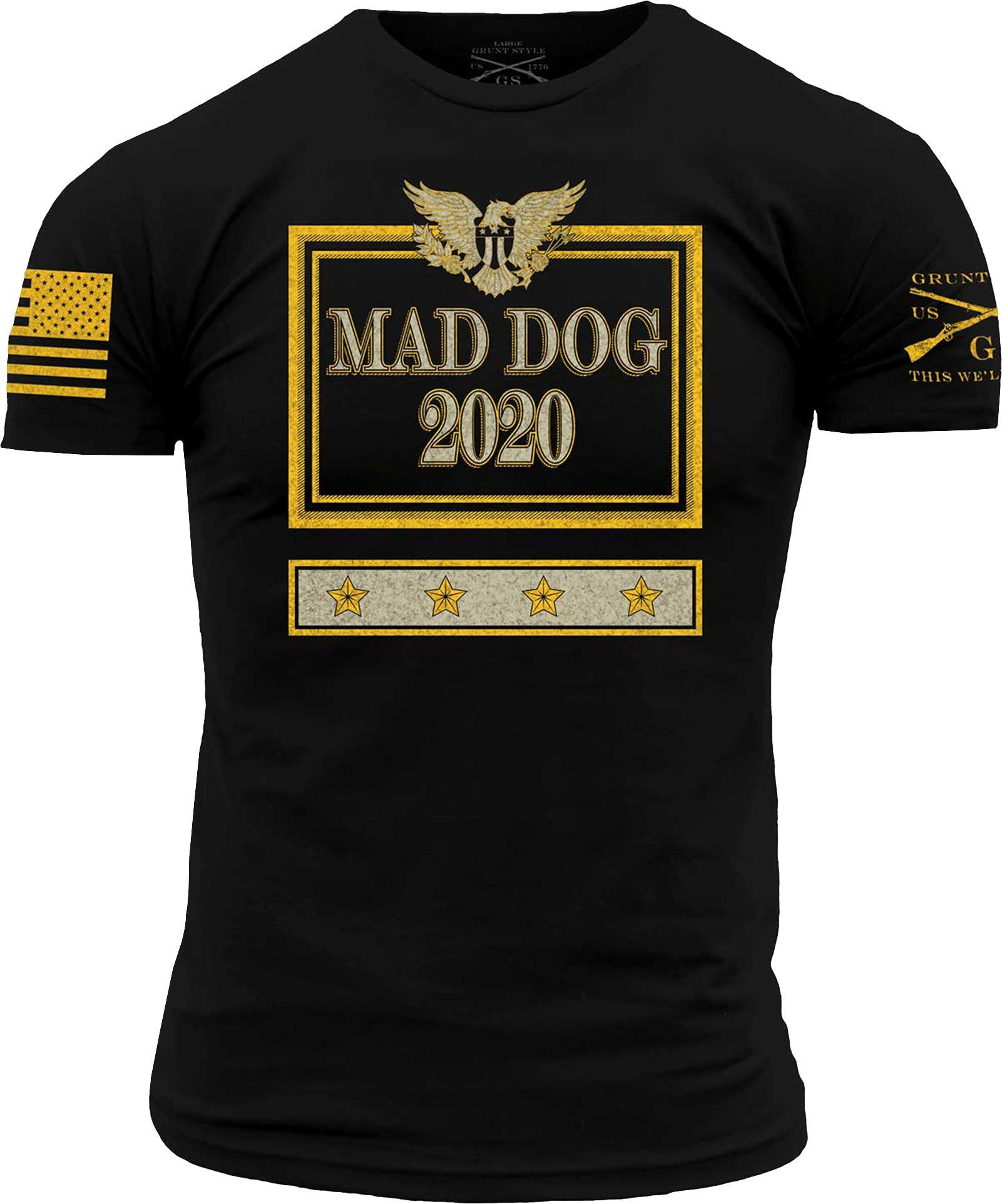 4a882477 Grunt Style Men's Mad Dog 2020 Short Sleeve T-Shirt | Products ...