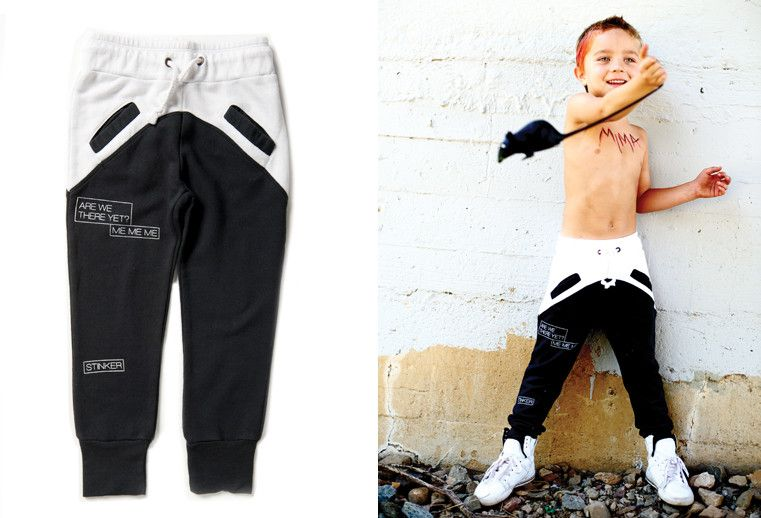 For the ultra cool dudes only - Mini and Maximus