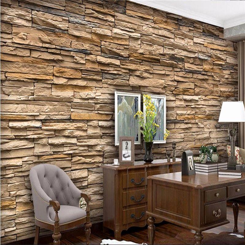 Afbeeldingsresultaat voor stenen muur woonkamer | Interieur ...