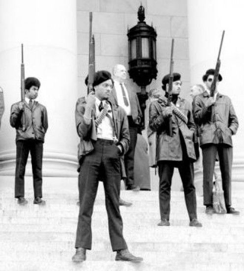 Pin On Black Panther Party