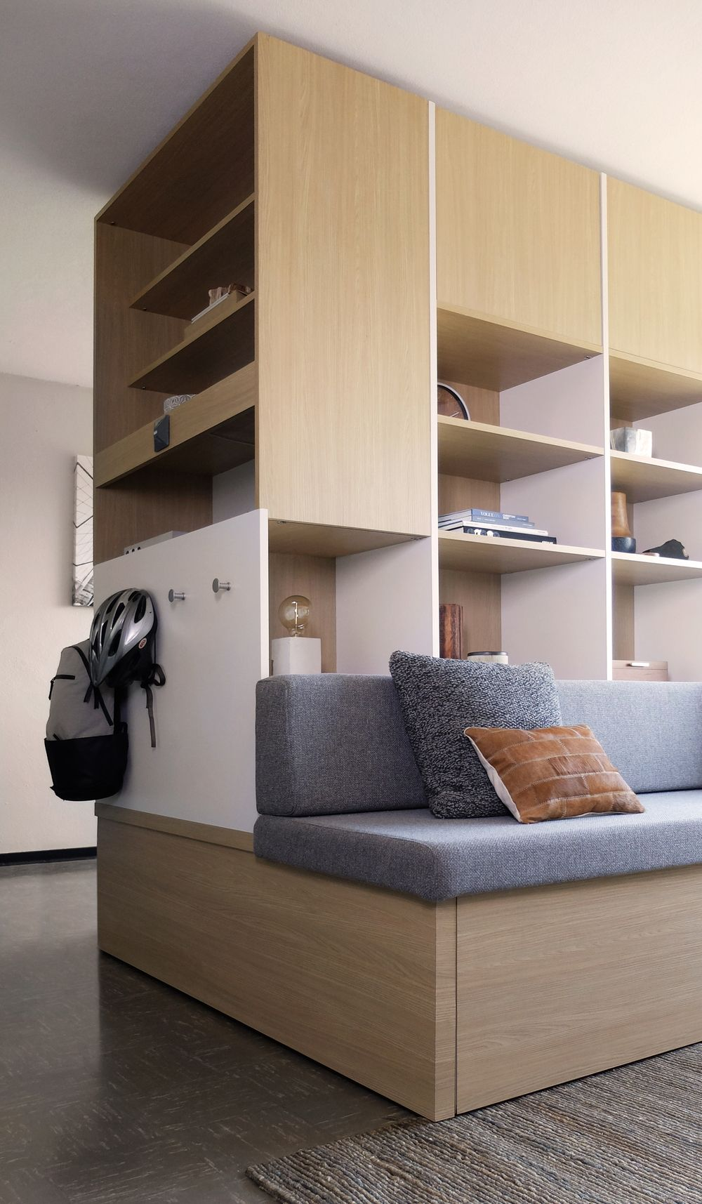 tiny living furniture. ori is a company manufacturing robotic furniture that will completely change the way you live in small apartment tiny living