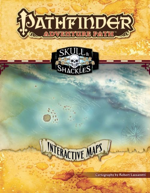Shackles players & pdf skull guide