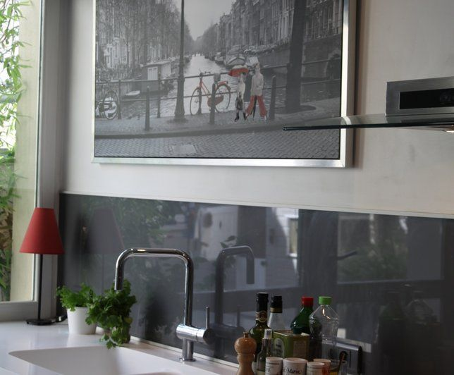 credence Cuisine sdb -mobilier Pinterest Kitchens, Salons and