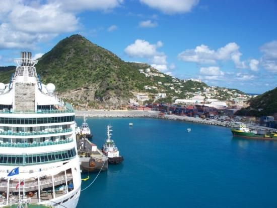 Philipsburg, St. Maarten - Caribbean