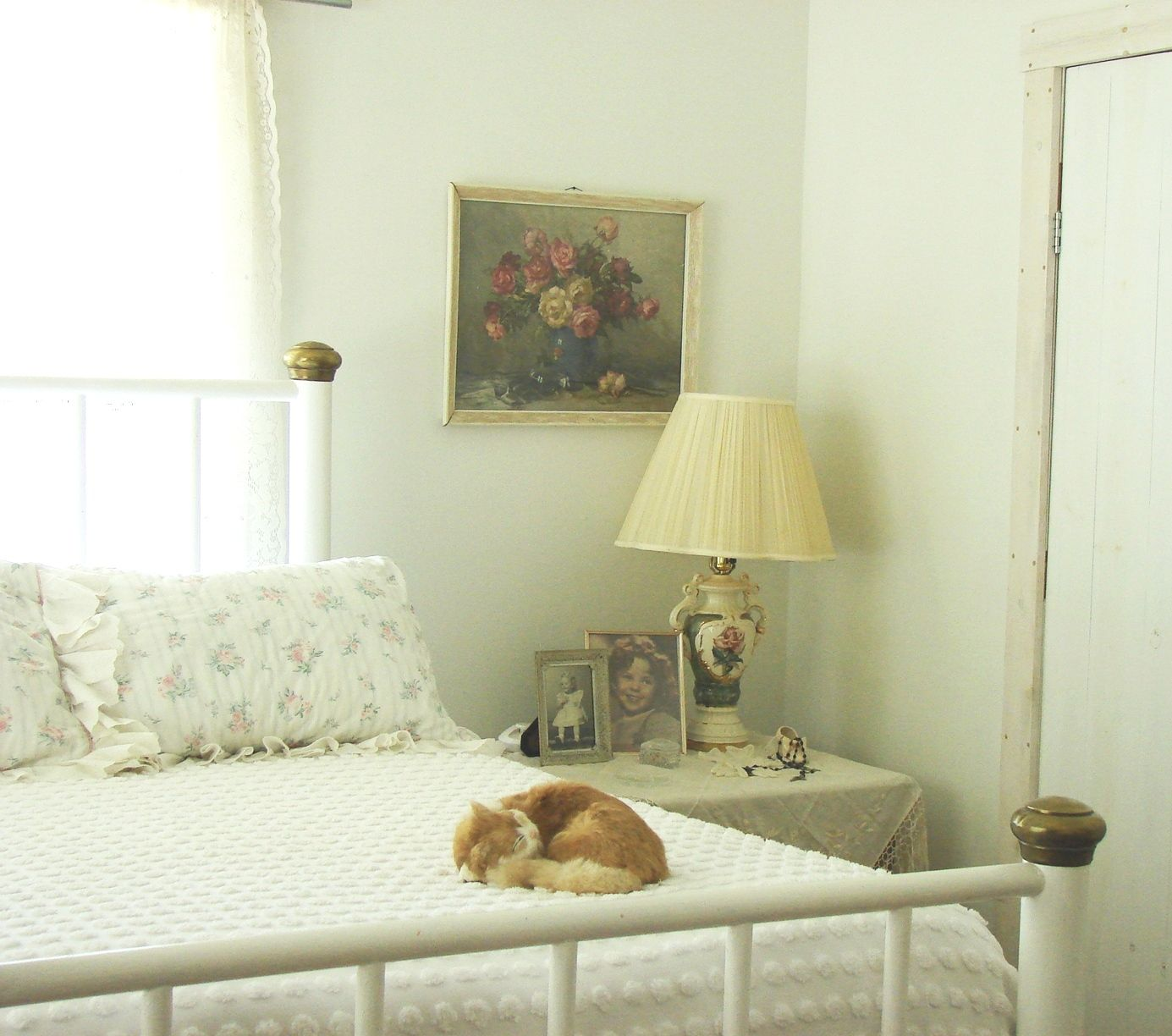 The Country Bedroom 1930s Style