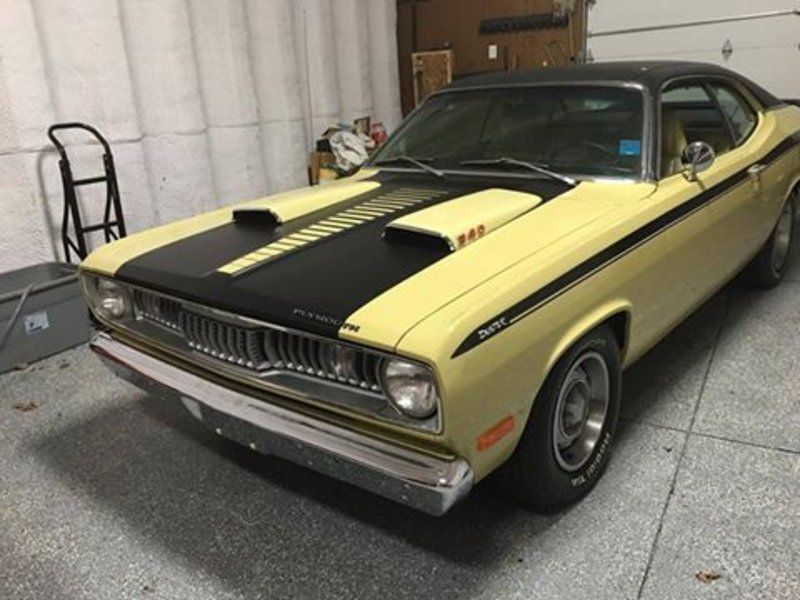 1972 Plymouth Duster (MD) - $37,900 Please call Dan @ 443-336-8931 ...