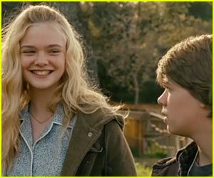 """Elle Fanning as Lily in """"We Bought A Zoo"""" 2011 She was ..."""
