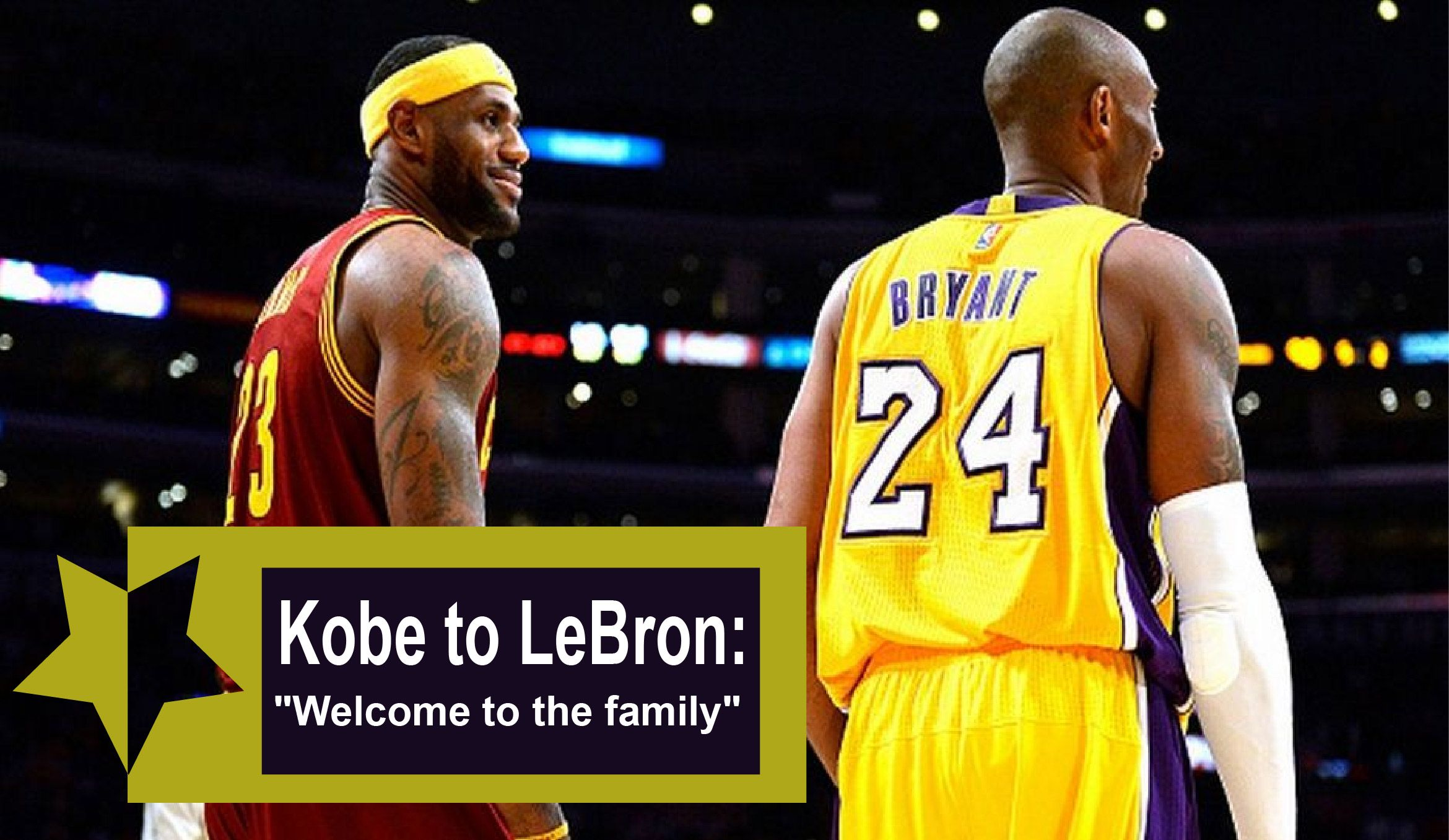Expired Domain Expired Welcome To The Family Basketball Players Lebron James