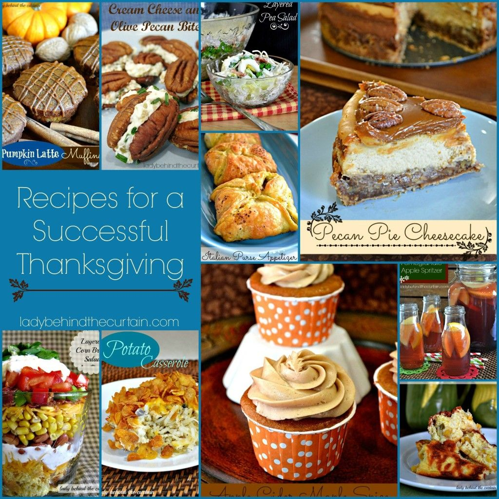 Recipes For A Successful Thanksgiving Day