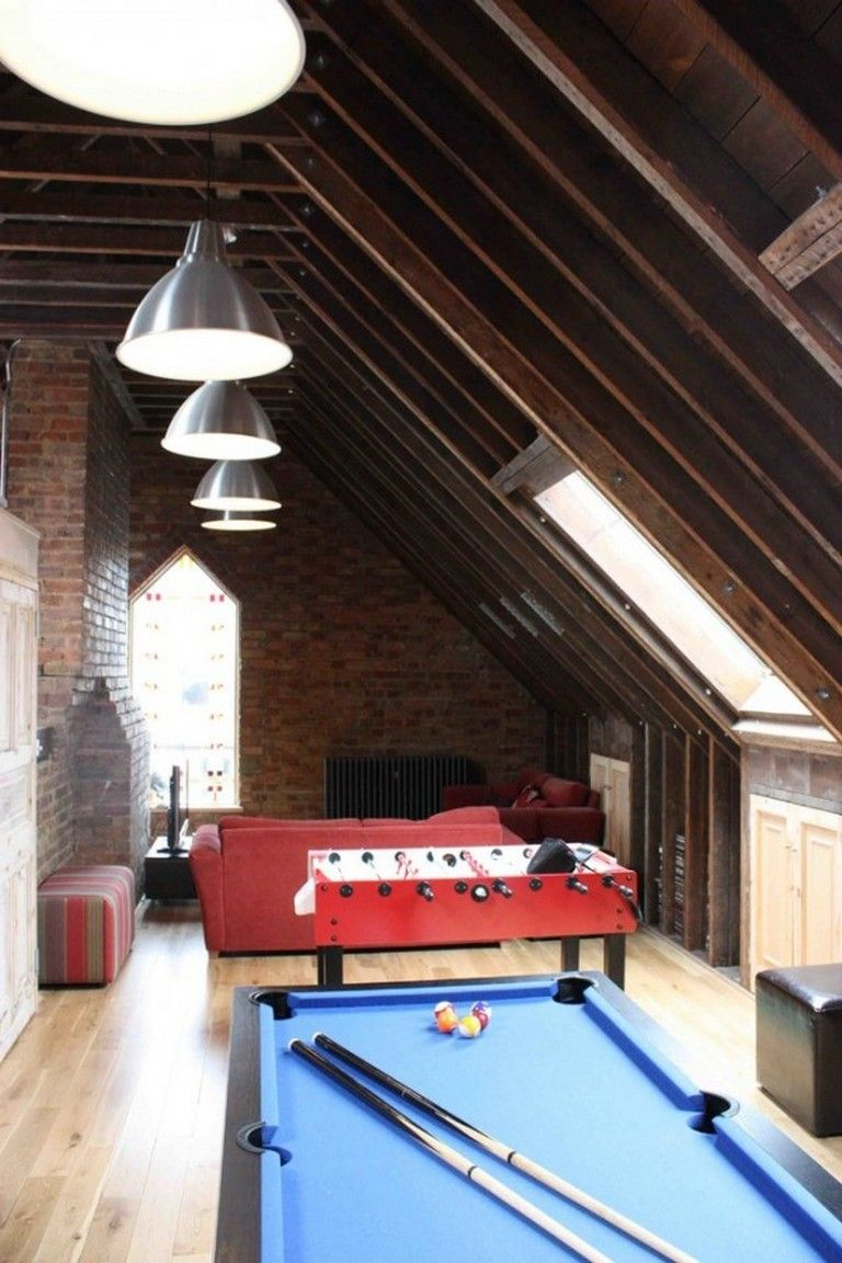 With our trophys and maybe a pic or two. 19+ Top Cool Game Room Design Ideas on a Budget in 2019 # ...