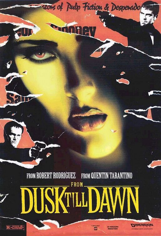 From Dusk Till Dawn Dawn Movie Dusk Till Dawn Best Vampire Movies