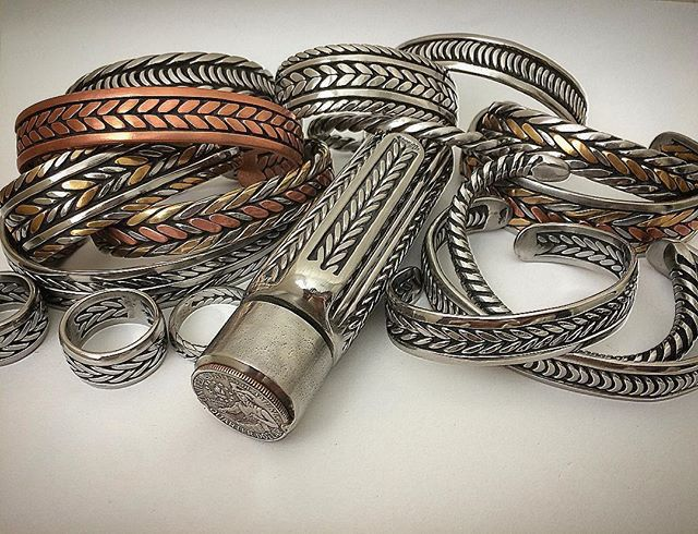 Golden Arm Jewlery Welding Wire Crafts Projects Diy Craft