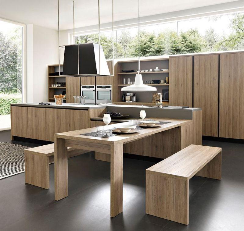 Arredamenti moderni cucine cucina aster atelier with for Arredamenti umbria
