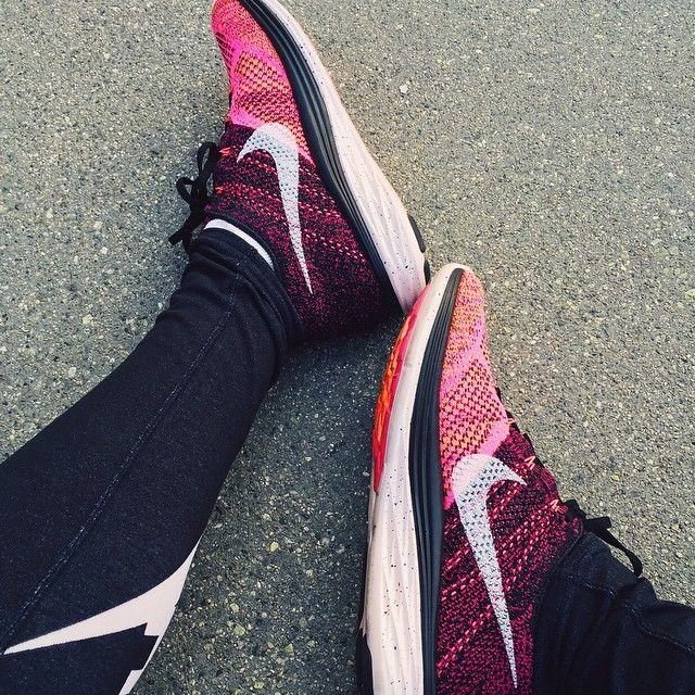 0ea68afac8a11 sneakers Instagram picture of Nike Flyknit Lunar 3