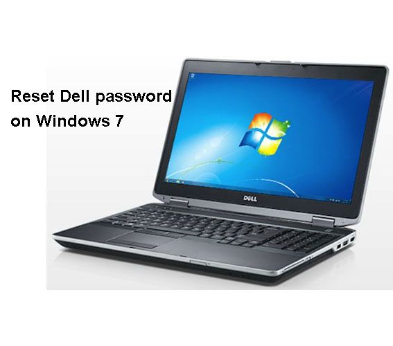 How to Reset Forgotten Password in Windows 7 on Dell Laptop | dolls