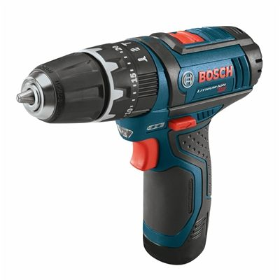 Bosch PS130-2A 12-Volt Max Lithium-Ion 3/8-in Hammer Drill/Driver