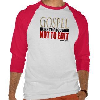 The Gospel Shirts