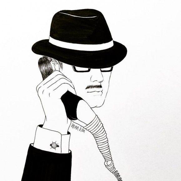 Henn Kim Henn Kim Illustrations Pinterest Art
