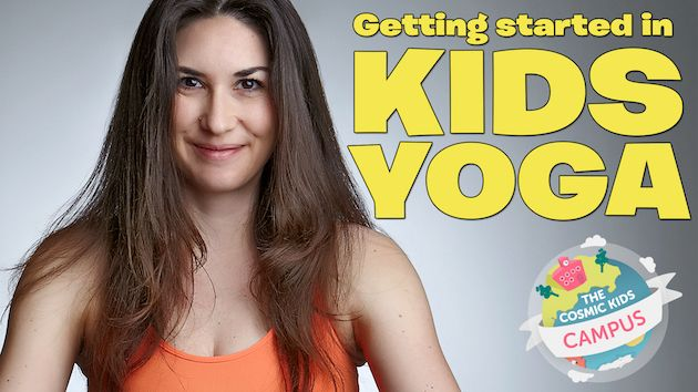 Online Kids Yoga Teacher Training With Jaime From Yoga For Kids Kids Yoga Poses Mindfulness For Kids