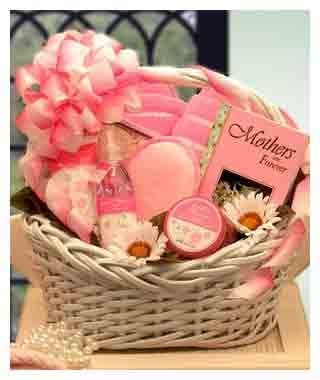 Mother's day gift baskets filled with one this gift ideas ...